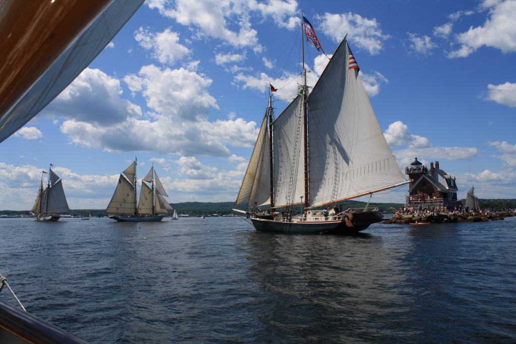 Windjammer Parade of Sail
